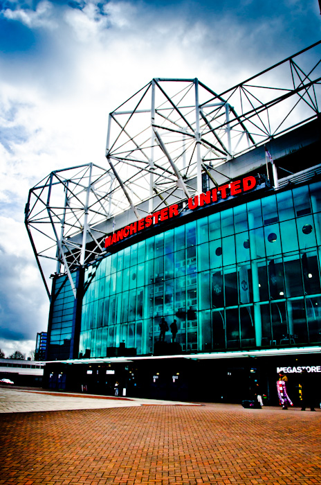 old architectural photography. Manchester United\u0027s Old Trafford Stadium, Architectural Photography U