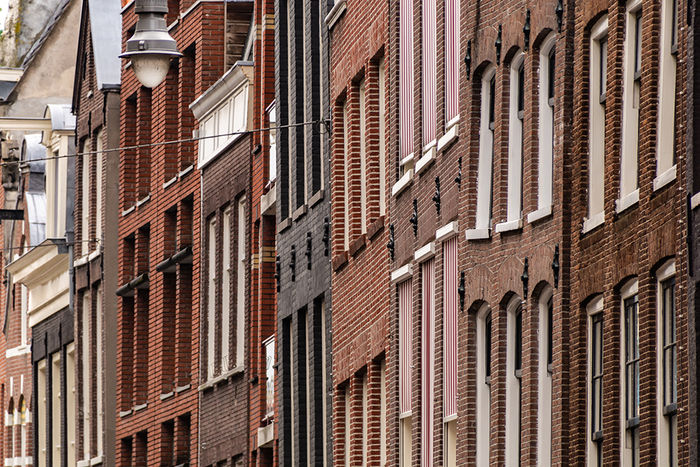 Terraced Houses, Amsterdam