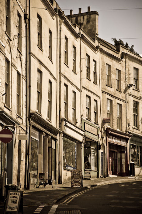 Bath Street, Frome