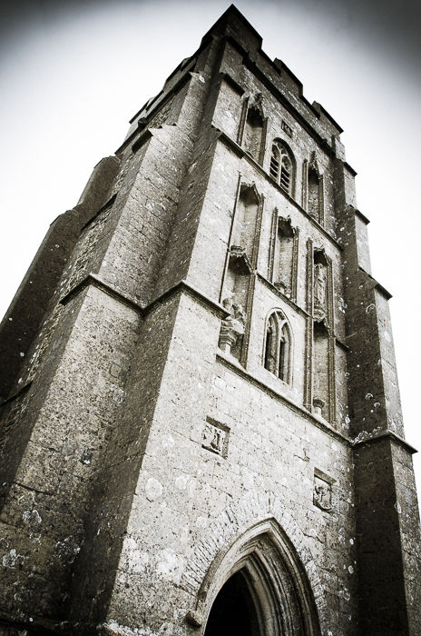 The Tower at Glastonbury Tor