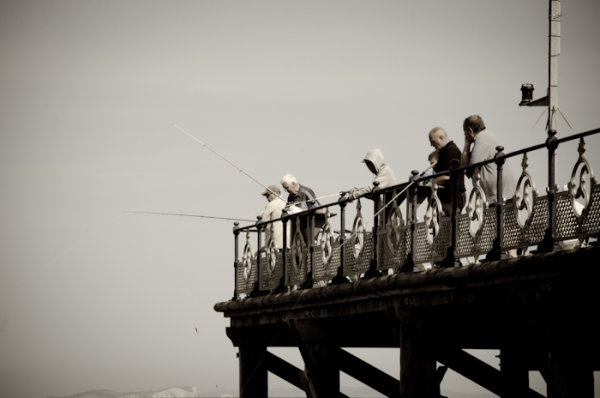 Fishermen, Dorset