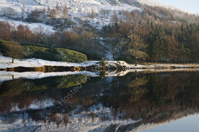 Dovestone Reservoir, Saddleworth, Yorkshire, UK 8