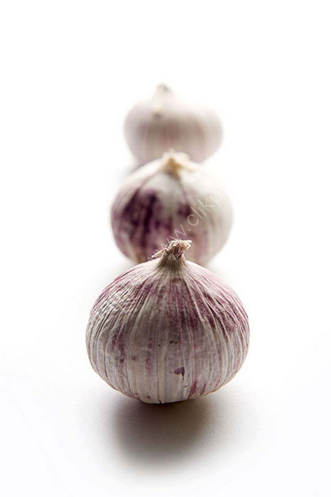 Stylised Food Photography: Garlic