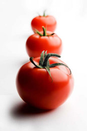 Stylised Food Photography: Tomatoes