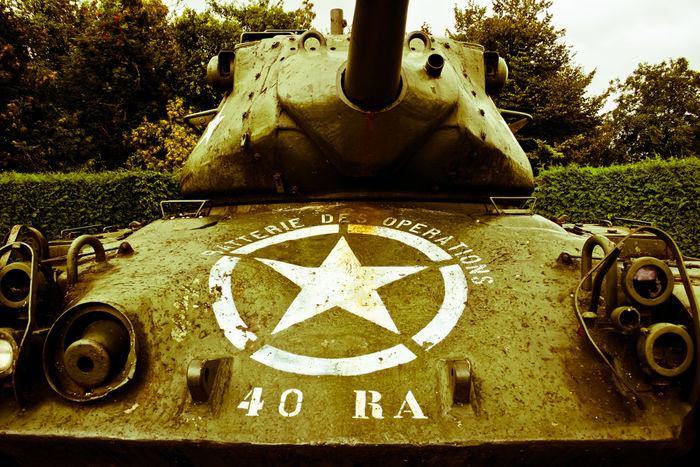 WW2 Tank, France