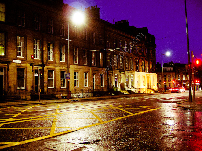EDINBURGH: Night Photography