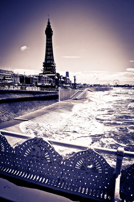 Blackpool: Tower and Sea