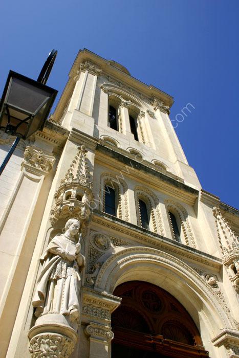 MONACO, MONTE CARLO: Church of St. Charles