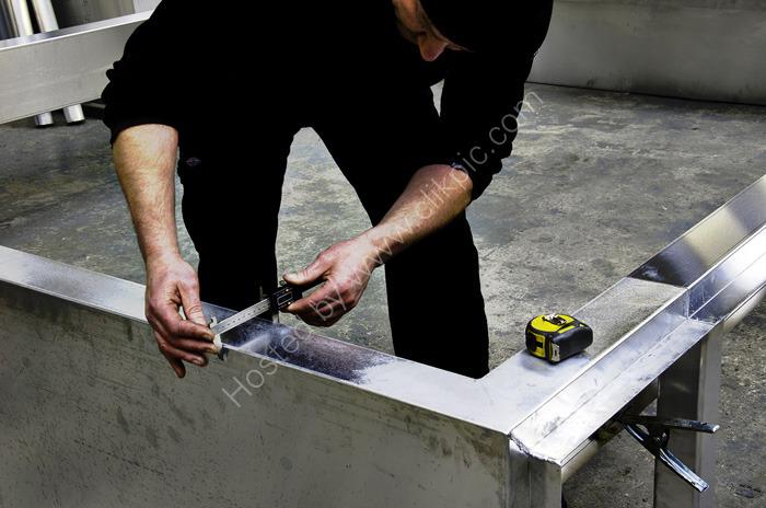 Industrial: Fabrication Work