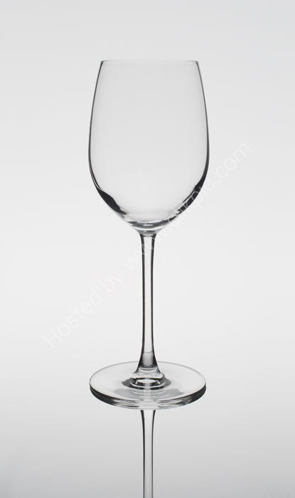Wine Glass on Light Ground