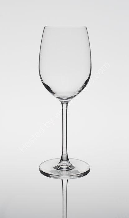Wine Glass on Light Ground