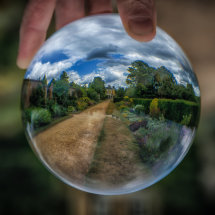 Crystal Ball & Path To Polesden