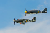 Hurricane & Sea Fury