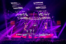 Kiss at the O2 Arena