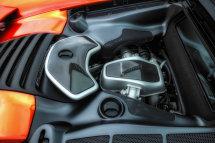 McLaren 12C Engine Bay