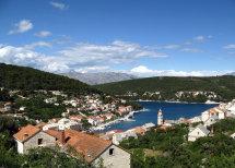 Pucisca Brac, Croatia.