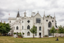 Strawberry Hill Castle