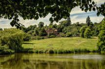 Summer Afternoon At Chartwell