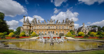 Waddesdon Manor Rear Aspect
