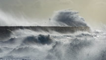 Spume Blown Before The Storm