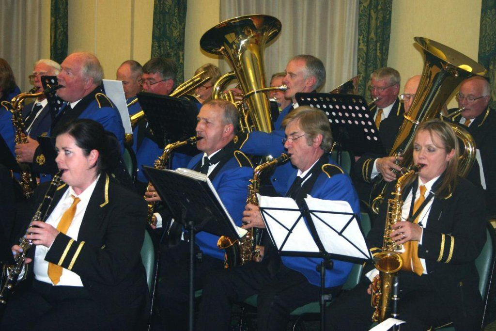 St  Eugene's Brass and Reed Band Omagh: