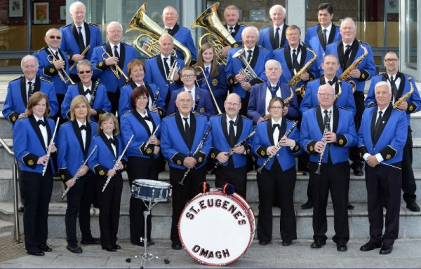 St  Eugene's Brass and Reed Band Omagh