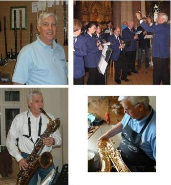 musical director mike reynolds