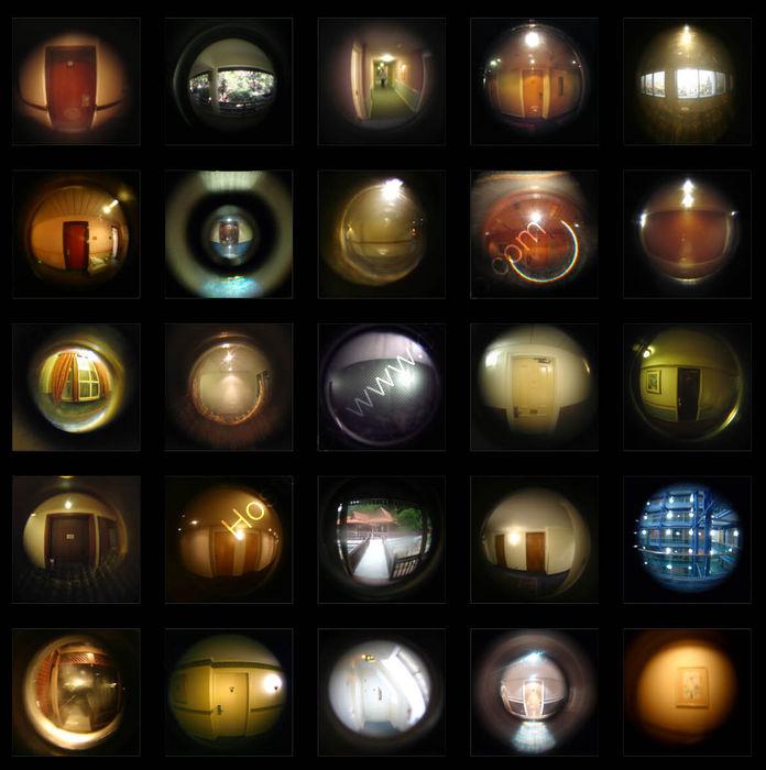 25 Spyholes
