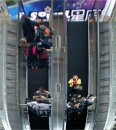 Cancelled Perspective III - Escalator, Hong Kong