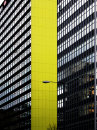 Towers and Yellow Stripe, Manchester