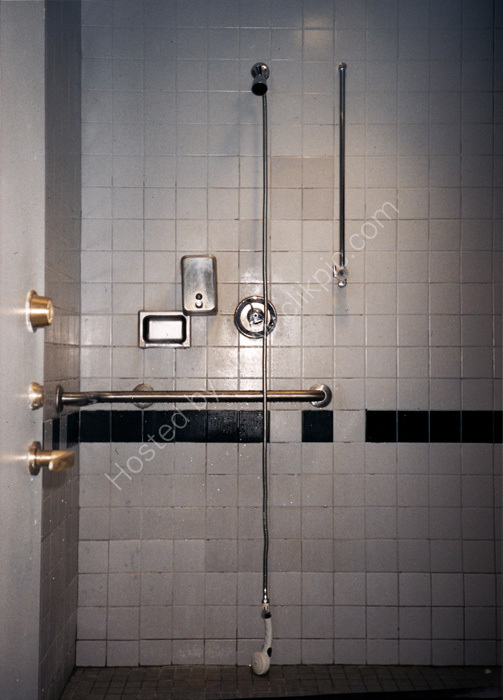 Shower, New York YMCA