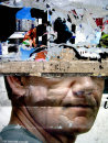 Torn Paper Head, London