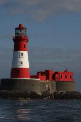 Lighthouse Farne Islands