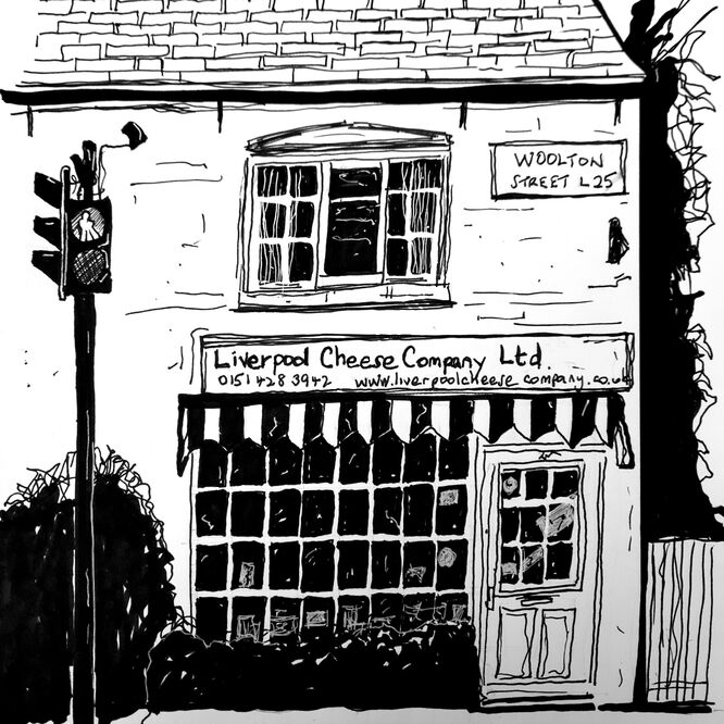 The Liverpool Cheese Company in Woolton