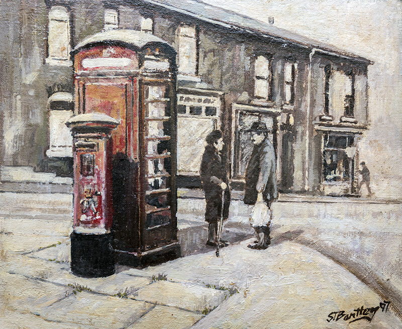 A Chat in Werneth, Oldham
