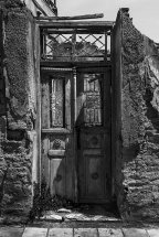 A Doorway in Syros
