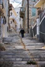 A Street in Ermoupoli (d)