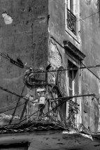 Two Windows in Corfu Town