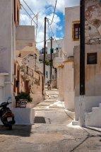 A street in Agia Marina.