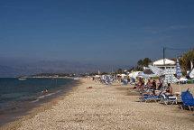 Acharavi Beach. (a)
