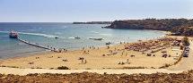 Agios Nicholas Beach.