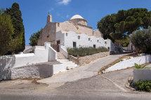 Agios Theologos Church.