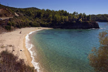 Aretes Beach, Sithonia Peninsula.