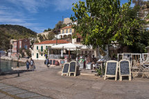 Tourists & Tavernas in Asoss