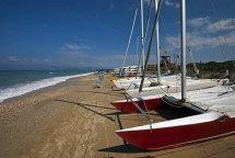 Boat Hire, Acharavi Beach.