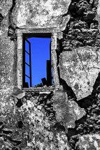 A Broken House.