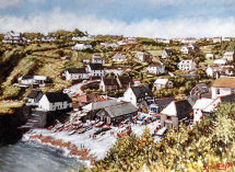 Cadgwith Village, Cornwall