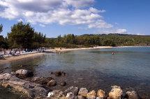Chrousou Beach Nr. Paliouri. (a).