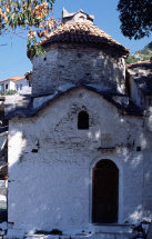 Church in Old Samos Town Dated 1799.(a)