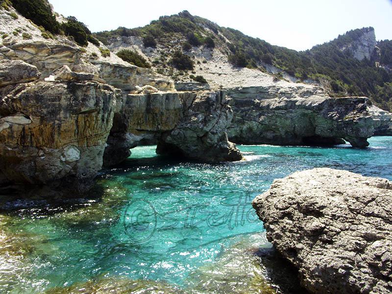 Coastal Rocks, West Coast.